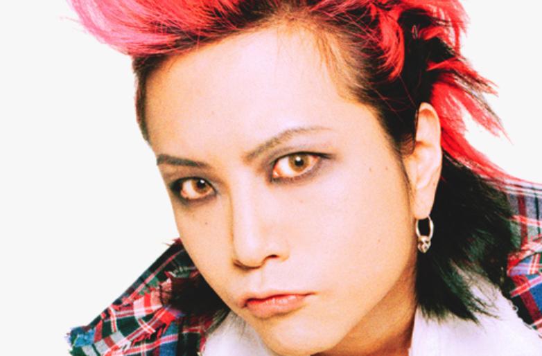 yoshiki 昔 髪型