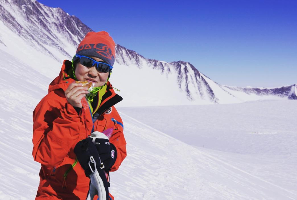 イモト 南極